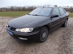 Peugeot 406 1,8 ST