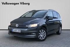 VW Touran 1,6 TDi 115 Comfortl. Connect DSG