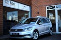 VW Touran 2,0 TDi 150 Highline DSG BMT Van