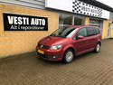 VW Touran 2,0 TDi 140 Comfortline DSG BM Van
