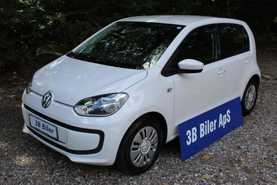 VW UP! BMT Move  5d 1,0