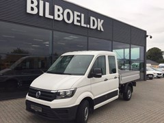 VW Crafter 35 2,0 TDi 140 Db.Cab L3