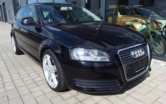 Audi A3 1,8 TFSi Attraction