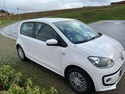 VW UP! 1,0 .0 FSI BMT 60 HK 4-DØRS