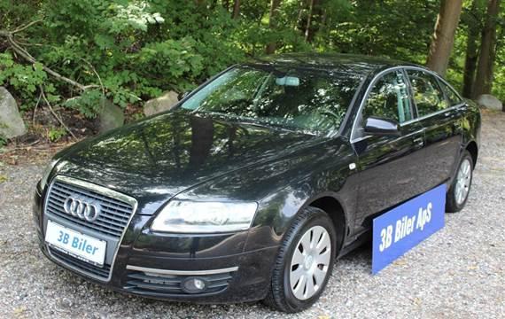 Audi A6 TDI  6g 2,0