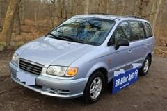 Hyundai Trajet 2,0 Pro Van  CRDi GLS  Van