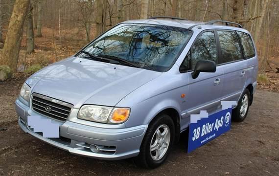 Hyundai Trajet Pro Van  CRDi GLS  Van 2,0