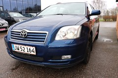 Toyota Avensis 2,4 Sol stc. aut.