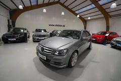 Mercedes C220 2,2 CDi Avantgarde BE