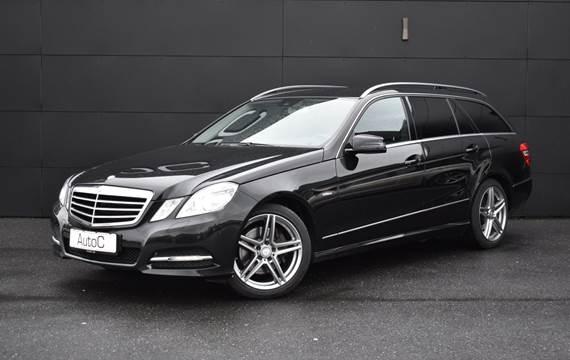 Mercedes E300 CDi Elegance stc. aut. BE 3,0