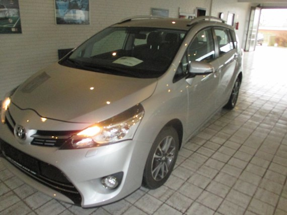 Toyota Verso 1,6 D-4D T2 Touch 7prs