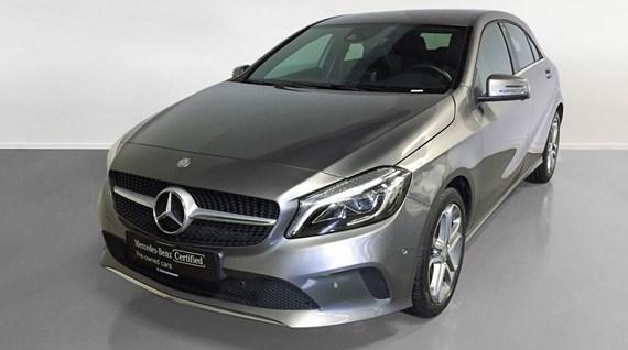 Mercedes A200 Urban aut. 1,6