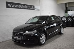 Audi A1 1,2 TFSi 86 Attraction