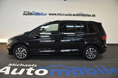 VW Touran 2,0 TDi 150 Sound DSG BMT