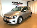 VW Golf Sportsvan 1,6 TDi 110 BlueMotion
