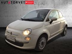 Fiat 500 1,3 MJT 75 Lounge