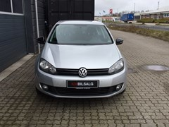 VW Golf VI 1,6 TDi 105 Match BMT