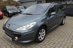 Peugeot 307 1,6 HDi 90 Complete stc.