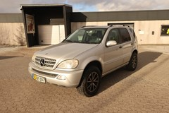 Mercedes ML270 2,7 CDi aut. Van