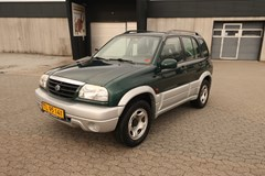 Suzuki Grand Vitara 2,0 Active Van