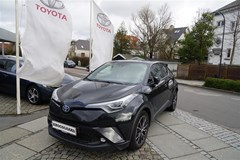Toyota C-HR 1,8 B/EL C-LUB Smart - LED Multidrive S  5d Aut.