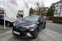 Toyota C-HR B/EL C-LUB Smart - LED Multidrive S  5d Aut. 1,8