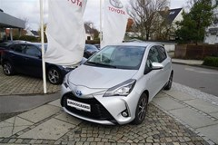 Toyota Yaris 1,5 B/EL H2 Premium Smart E-CVT  5d Trinl. Gear