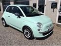 Fiat 500 1,2 Go Mint