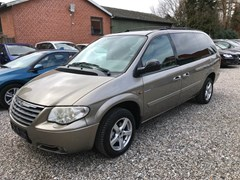 Chrysler Grand Voyager 3,3 Limited aut.
