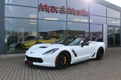 Chevrolet Corvette 6,2 Convertible Grand Sport aut.