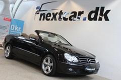 Mercedes CLK320 3,0 CDi Cabriolet Avantgarde