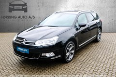 Citroën C5 2,0 HDi 163 Seduction Tourer aut.