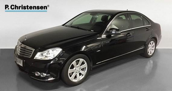 Mercedes C250 CDi BE 2,2