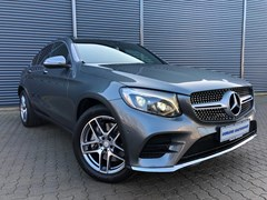 Mercedes GLC250 d 2,2 Coupé aut. 4-M