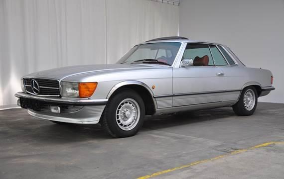 Mercedes 350 SLC 3,5 V8 Coupé