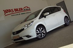 Nissan Note 1,2 Acenta Tech Pack