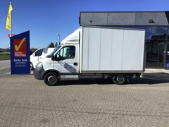 Nissan Interstar 2,5 dCi 146 L3 Chassis