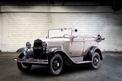Ford A 3,3 Phaeton