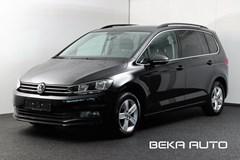 VW Touran 1,6 TDi 110 Comfortline BMT 7prs
