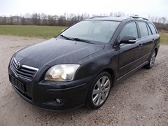 Toyota Avensis 2,2 D-4D 150 Executive stc.
