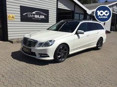 Mercedes E350 3,0 CDi Avantgarde stc aut 4-M BE