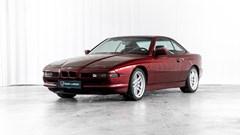 BMW 850i 5,0 V12 Coupé aut.