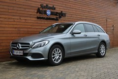 Mercedes C200 2,0 Business stc. aut.