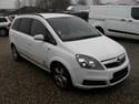 Opel Zafira 1,9 CDTi 100 Enjoy
