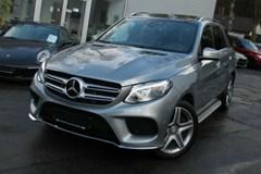 Mercedes GLE500 e 3,0 aut. 4-M