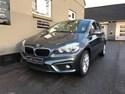 BMW 218d 2,0 Gran Tourer Advant. aut. 7prs