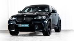 BMW X6 4,4 M aut.