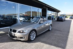 BMW 320i 2,0 Cabriolet Steptr.