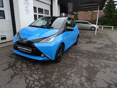 Toyota Aygo 1,0 VVT-i x-cite