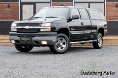 Chevrolet Silverado 6,6 V8 2500 HD LT